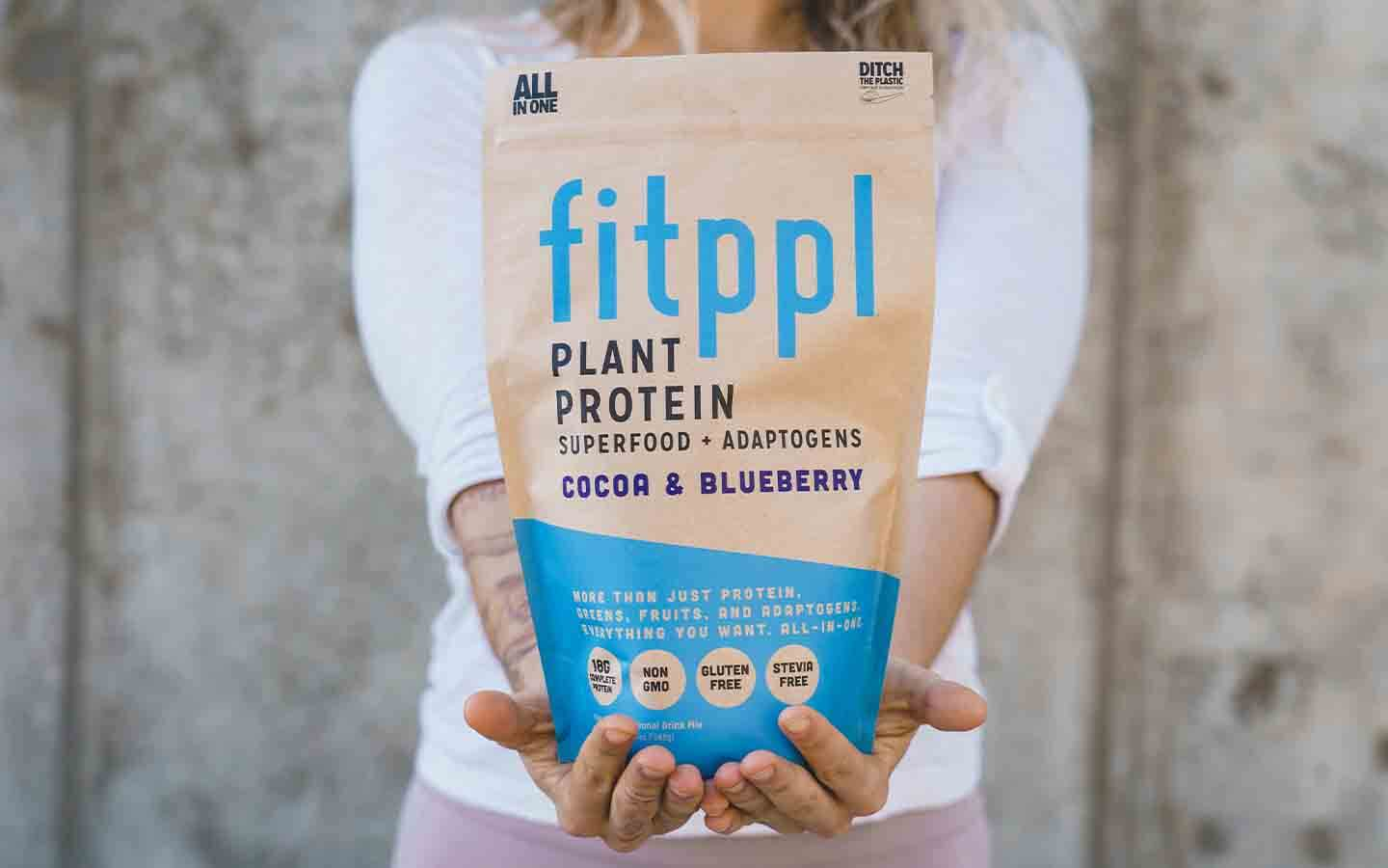 clean plant based protein powder